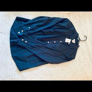 NEW Jcrew Haberdashery Women's Button Up